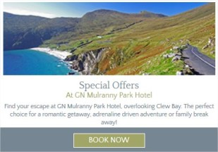 Official Website - GN Mulranny Park Hotel Hotels in Westport Mayo Hotels - Mozilla Firefox