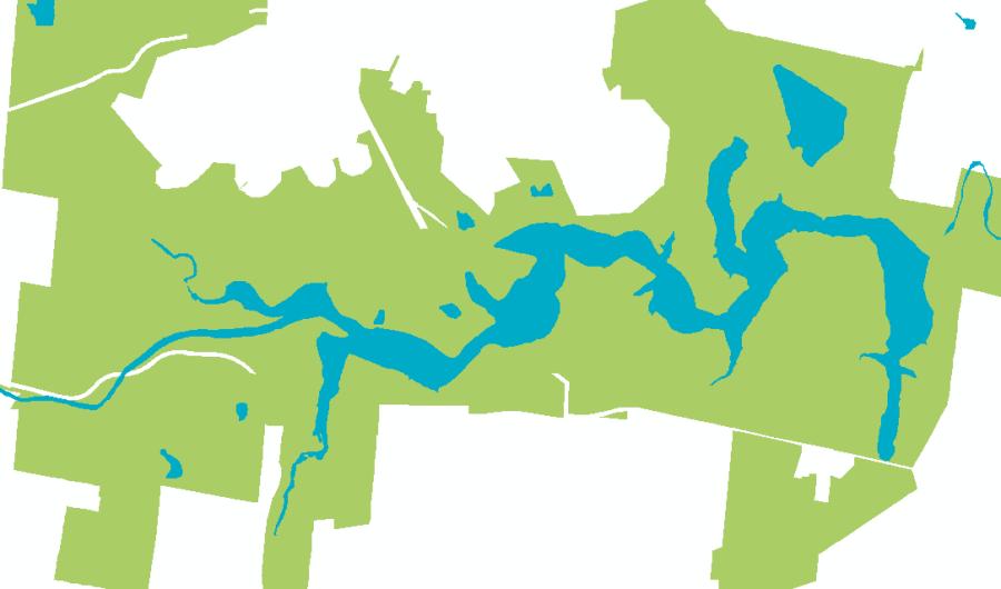 Figure 1, Winton Lake