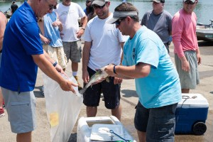 July 14 Bass Series Weigh-In