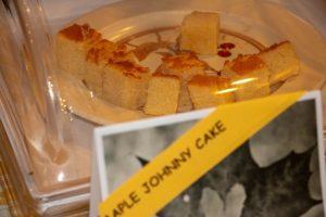 Apple Johnny Cake