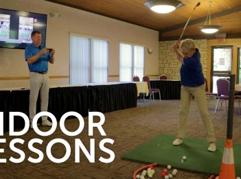 Indoor Golf Lessons