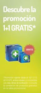 Promoción 1+1 Gratis Annabis cosmetics