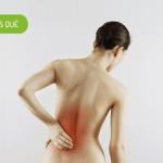 Las causas del dolor de espalda