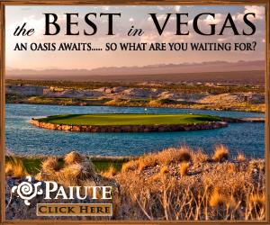 Las Vegas Paiute • Real. Pure. Golf