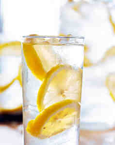 Stay Hydrated with a little lemon in your water