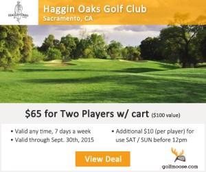 Haggin Oaks Golf Club Tee Times