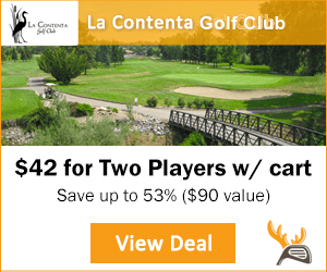 Golf Moose La Contenta Golf Club Tee Time Special