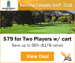 Golf Moose Rancho Canada Golf Club Tee Time Special