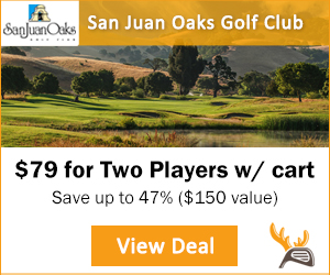 Golf Moose San Juan Oaks Golf Club Tee Time Special