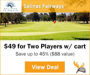 Golf Moose Salinas Fairways Golf Tee Time Special
