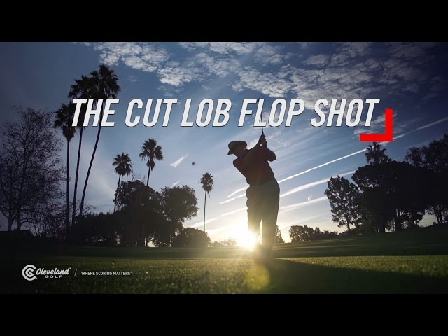 #Own125 Cut Lob Flop Shot Cleveland Golf