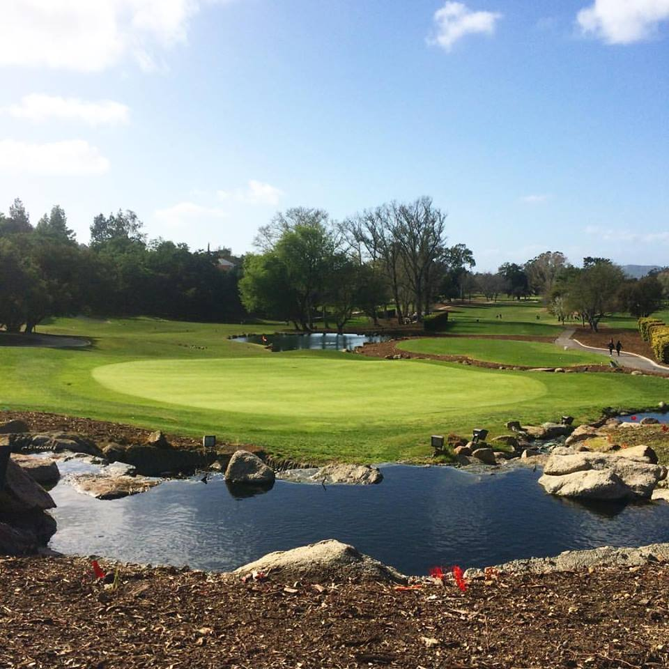 Los Robles Greens Golf Course Thousand Oaks California