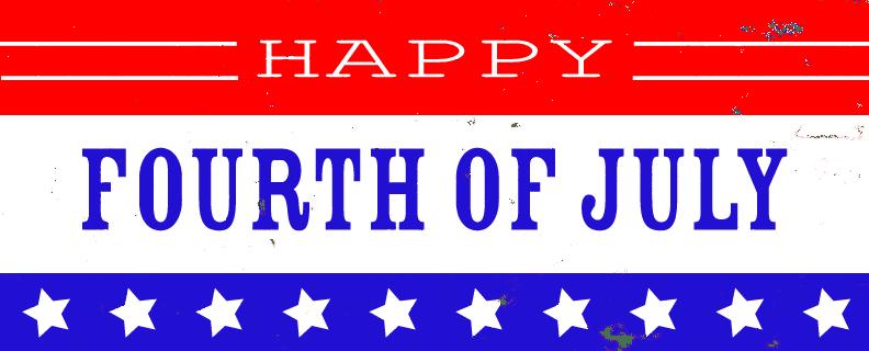Happy July 4th 2016