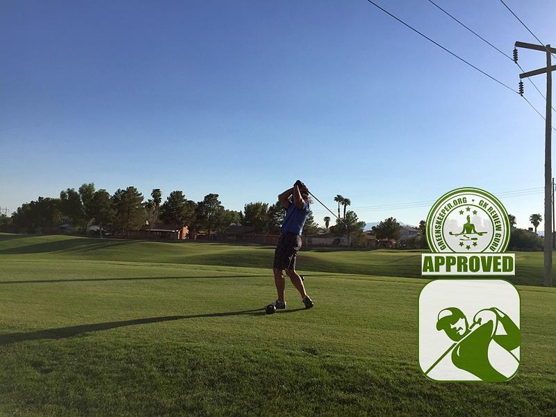 The Club at Sunrise Golf Course Review - Tee Box Las Vegas Nevada