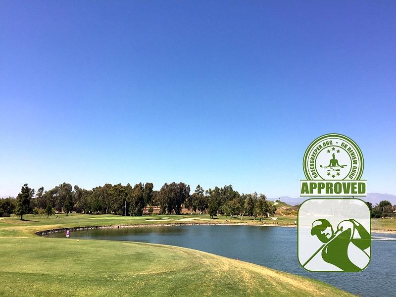 River Ridge Golf Club - Hole 7 tee box
