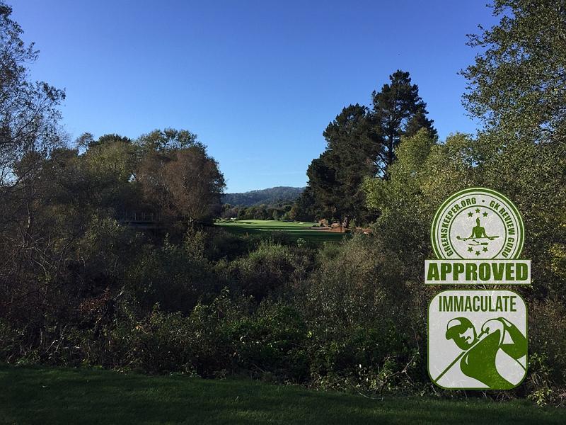 Quail Lodge & Golf Club Carmel CA. Hole 12
