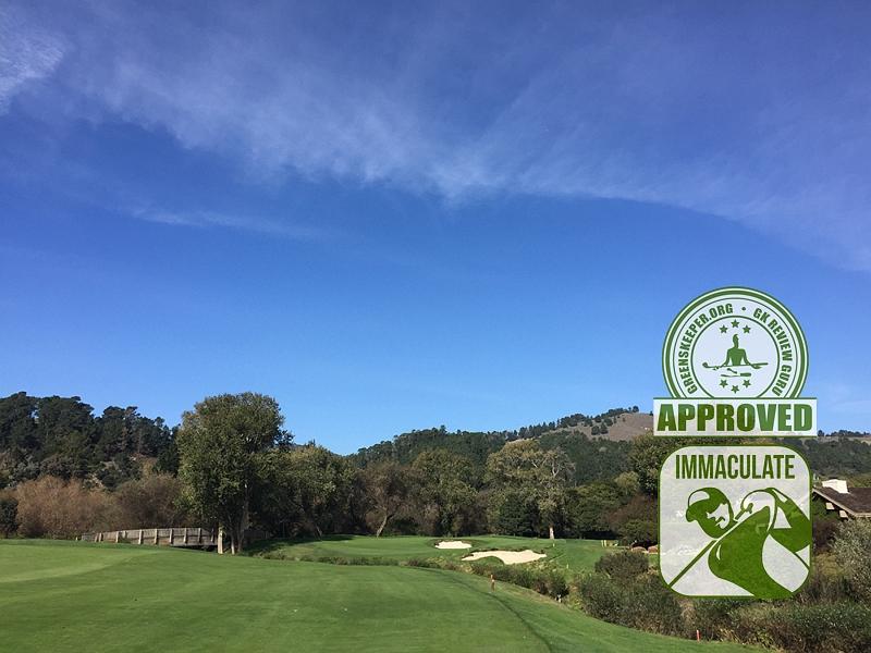 Quail Lodge & Golf Club Carmel, CA. Hole 6