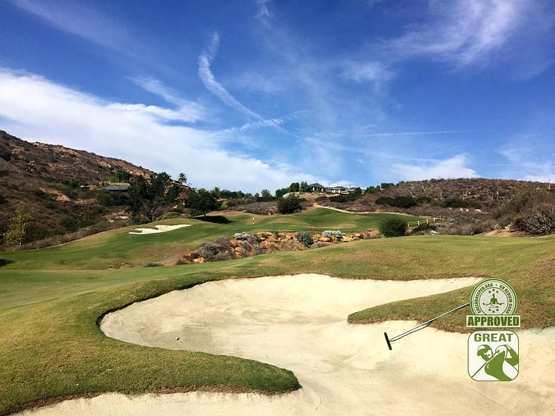 Maderas Golf Club Poway, California. Hole 13