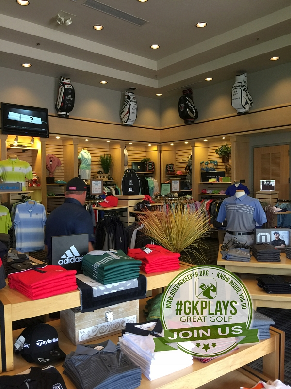 TPC Las Vegas Las Vegas, Nevada. A small but well stocked Pro-shop to get your stocked up on some golf gear and appearal