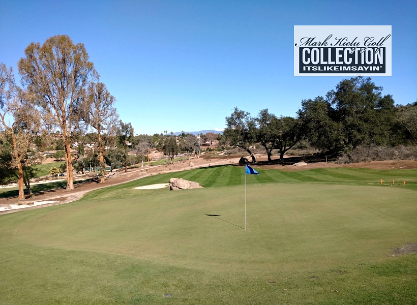 Boulder Oaks Golf Club Escondido California