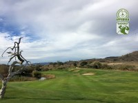 CrossCreek Golf Club Temecula California. Hole 9