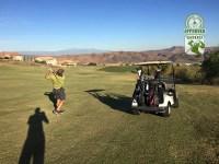 Champions Club at the Retreat Corona, California. Hole 7 rgm2525 shaping his shot
