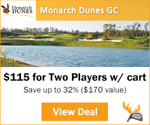Monarch Dunes Golf Club Nipomo California Golf Tee Time Special