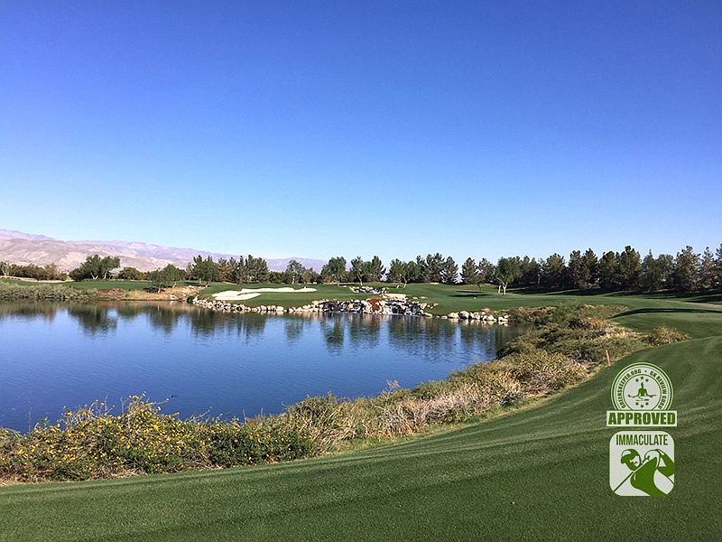 Classic Club Palm Desert California GK Review Guru Visit Hole 12