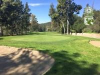 DeBell Golf Club Burbank California GK Review Guru Visit – Hole 2 Green-side