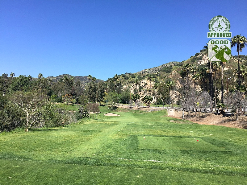 DeBell Golf Club Burbank California GK Review Guru Visit - Hole 5