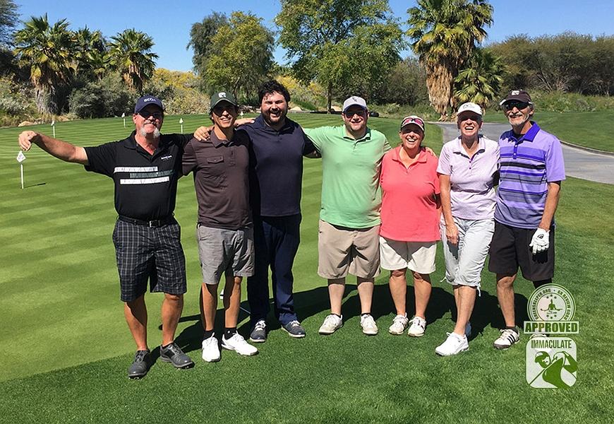 Eagle Falls Golf Course Indio California GK Review Guru Visit
