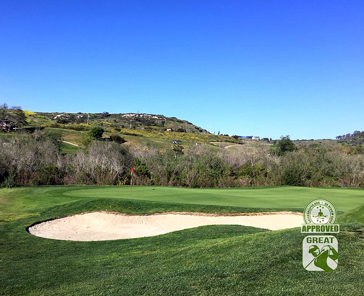 Crossings at Carlsbad Carlsbad California GK Review Guru Visit - Hole 13