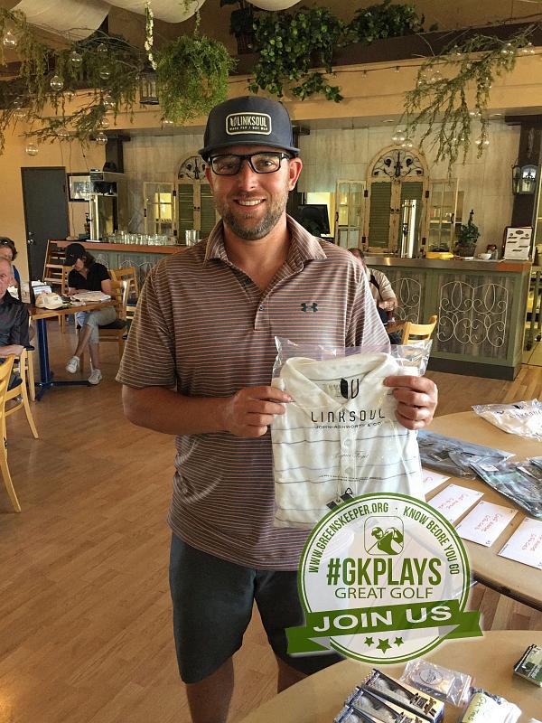 Boulder Oaks Golf Club Escondido California Congrats Alex P with LINKSOUL gear