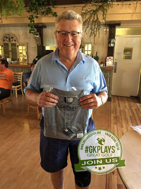 Boulder Oaks Golf Club Escondido California Congrats to newcomer Glenn wins LINKSOUL gear