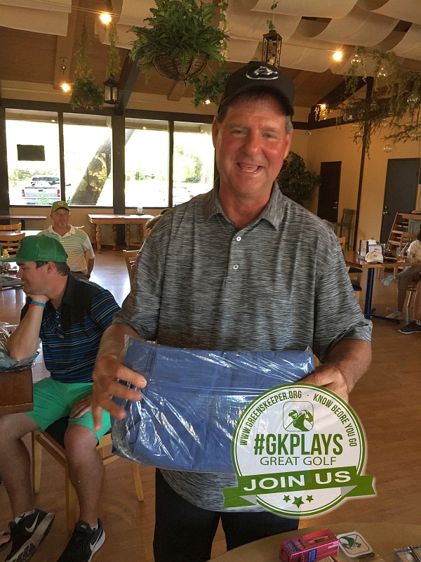 Boulder Oaks Golf Club Escondido California Congrats to newcomer John Hank wins LINKSOUL gear