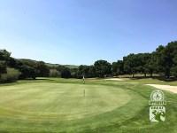 La Purisima Golf Course Lompoc California.  Hole-14