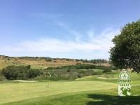 La Purisima Golf Course Lompoc California.  Hole-15