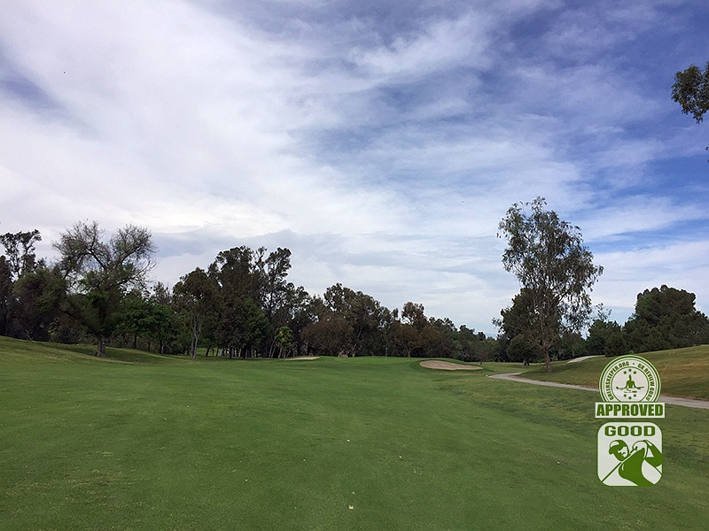 Los Serranos Country Club Chino Hills California Hole 13