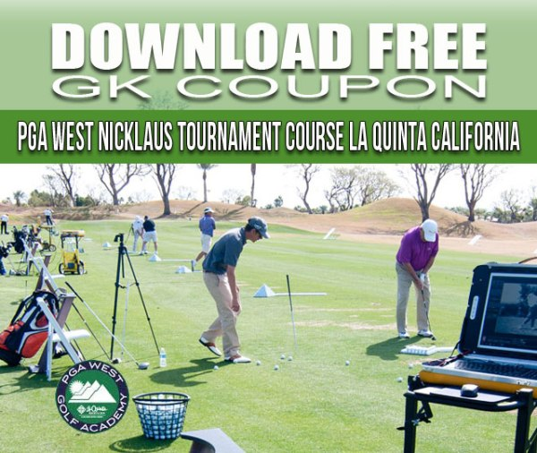 PGA West Golf Academy La Quinta California