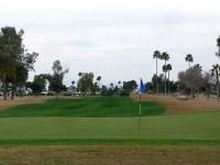 Sun City West Pebblebrook Golf Course Arizona Hole 16 Par 4