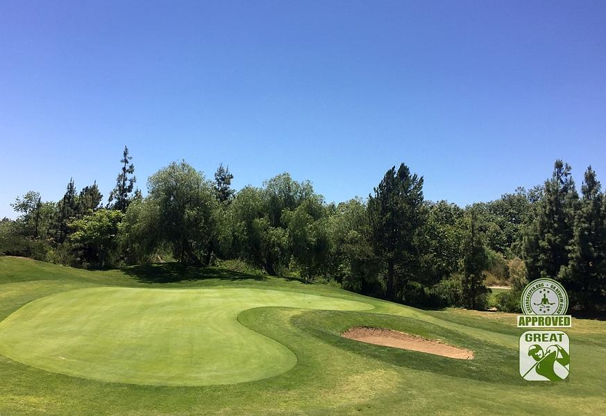 Golf Club of California Fallbrook California Hole 13