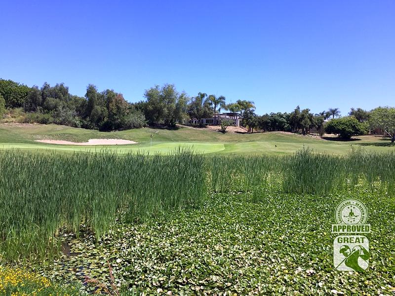 Golf Club of California Fallbrook California Hole 5