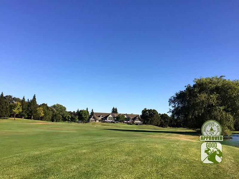 Paradise Valley Golf Course Fairfield California Hole 18