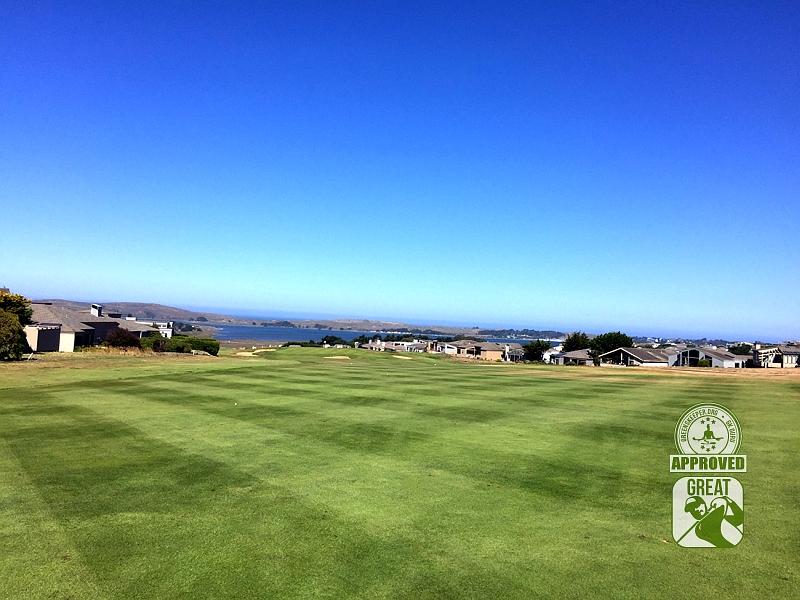 The Links at Bodega Harbour Bodega Bay, CA Hole 14