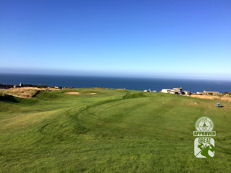 The Links at Bodega Harbour Bodega Bay, CA Hole 7