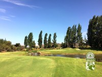 Riverwalk Golf Club San Diego California Hole 3
