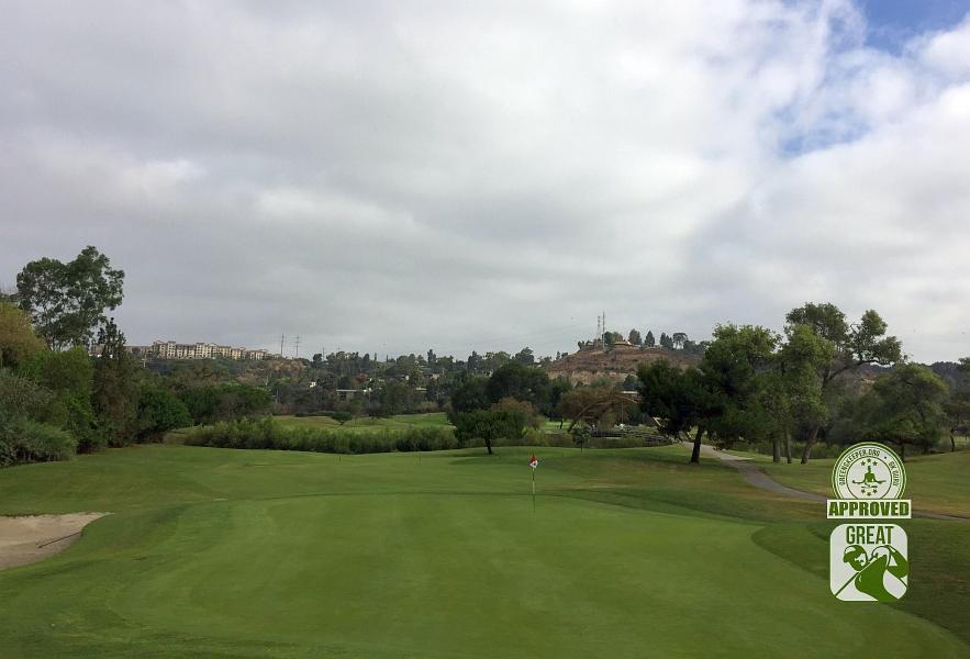 Riverwalk Golf Club San Diego California Hole 5