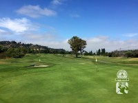 Riverwalk Golf Club San Diego California Hole 9
