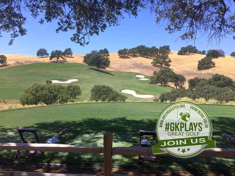 Yocha Dehe Golf Club Brooks CA Driving Range