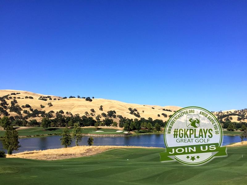 Yocha Dehe Golf Club Brooks CA Hole 10